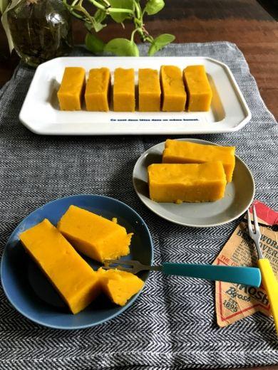 「ツルンとおいしい!簡単かぼちゃようかん」山本ゆり | お菓子・パンのレシピや作り方【cotta*コッタ】