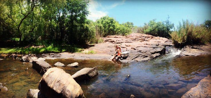 Riverside Paradise - Directions