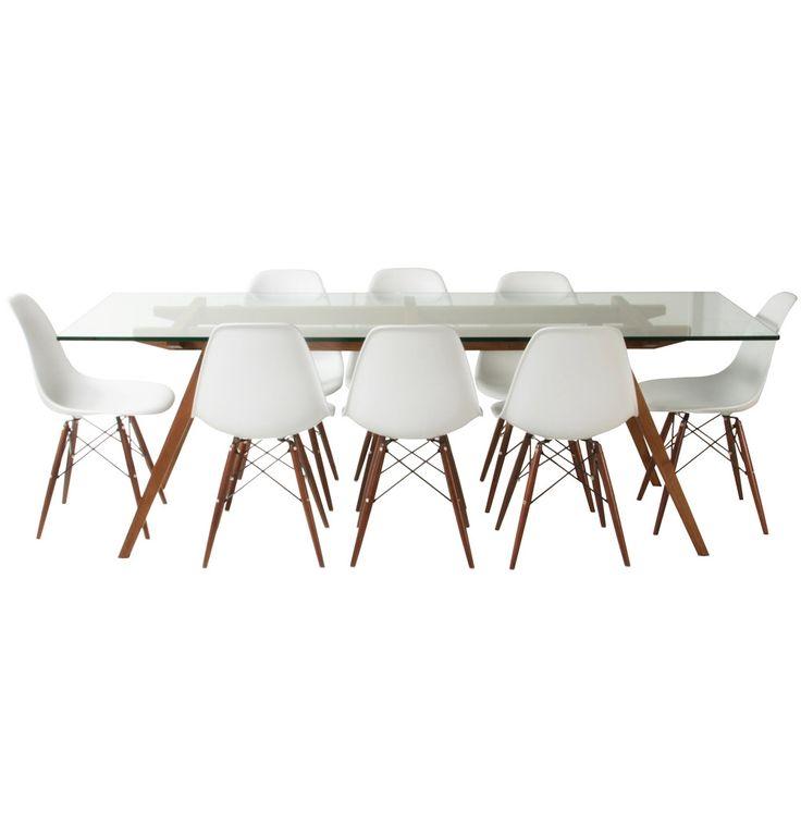 Modernist Dining Package - Matt Blatt - $1660