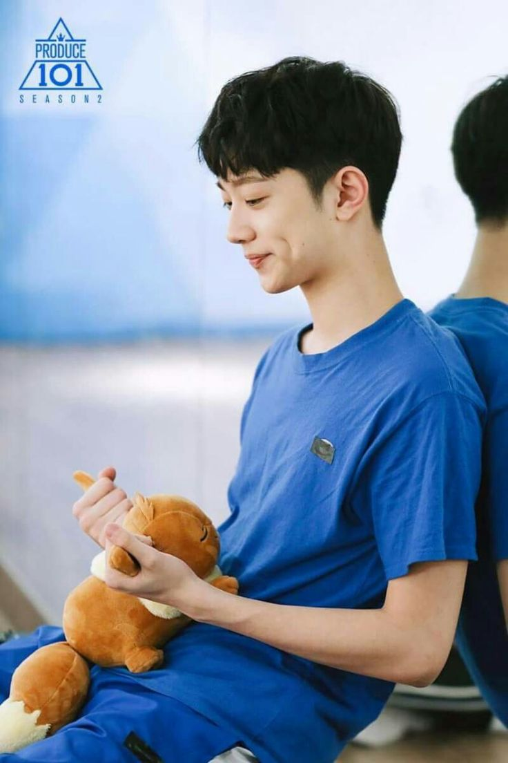 Man in Blue || Lai Guan Lin