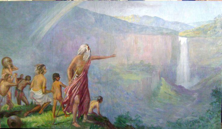Bochica, el maestro de los Muiscas - Mitos - Folclor y Tradiciones - Colombia Info - Colombia.com