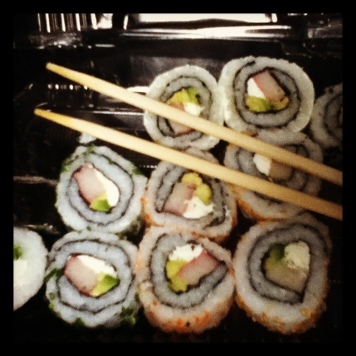 Sushi moment ;)