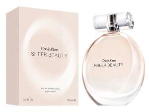 Calvin Klein / Sheer Beauty (EDT) / 100.0 ml