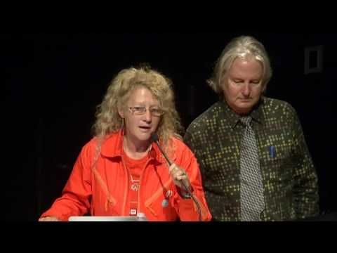 Bruce Sterling and Jasmina Tesanovic on the home of the future - Putting people…
