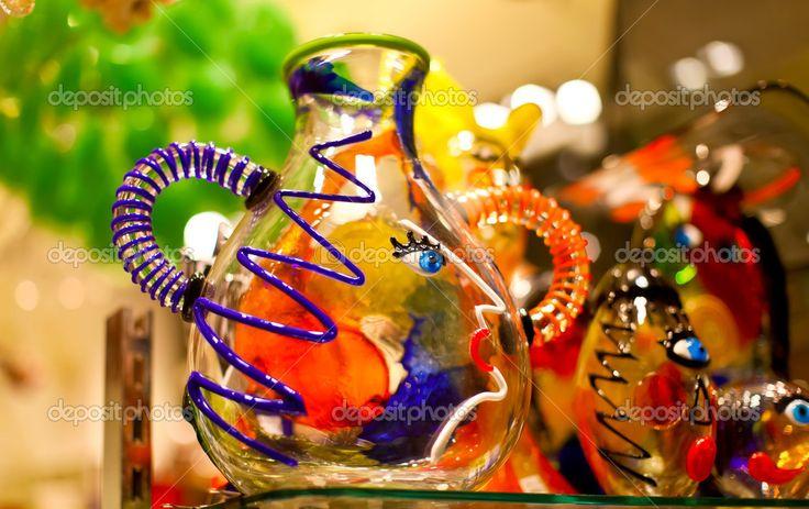 Colorful - Venice glass.