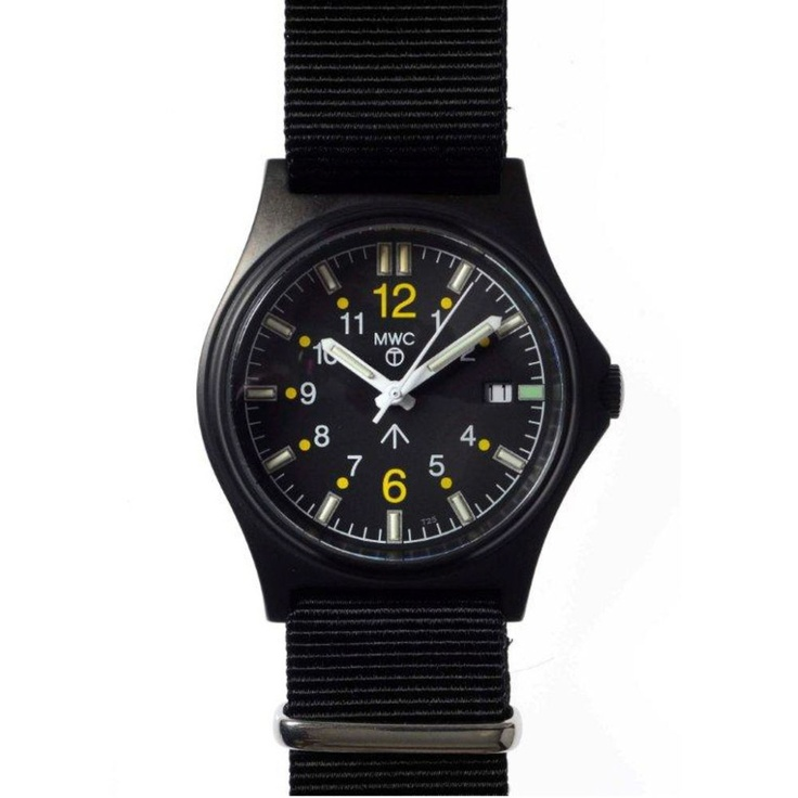 #watch MKV Self Luminous Watch With Tritium Light Source £149.00 Military Watch Company on GIFTLAB