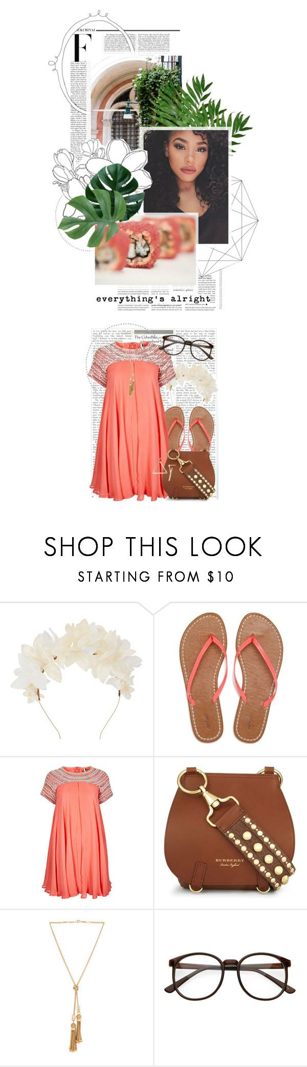 """""""NEW! CONTEST: Color Gallery!"""" by crystal85 ❤ liked on Polyvore featuring Nicki Minaj, Lizzie Fortunato, American Eagle Outfitters, Topshop, Burberry, Chloé and Bony Levy"""