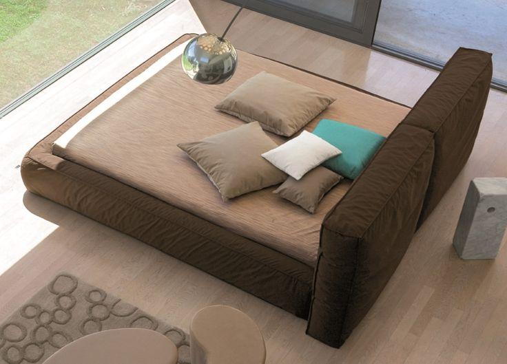 Bonaldo Fluff Super King Size Bed