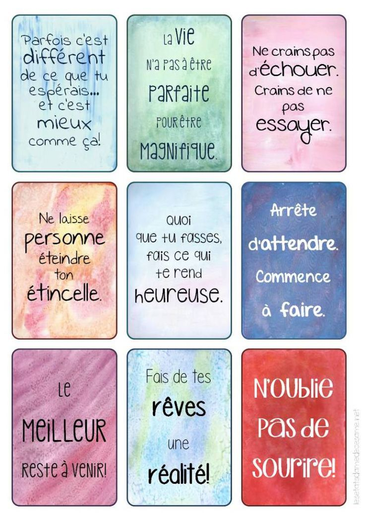 Les fondamentaux des citations positives