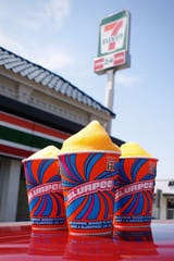 Free Slurpees at 7-Eleven This  Wednesday, May 23rd, you can get a free 7.11 ounce Slurpee. No purchase necessary!  Get a coke one and then just add Rum....