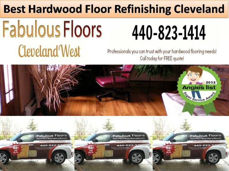 Save money with Best Hardwood floor refinishing Cleveland offered by Fabulous Floors Cleveland. It'll cost you much less than traditional refinishing! For more call us at: 440-823-1414 https://fabulousfloorscleveland.wordpress.com/2017/02/17/get-hardwood-floor-refinishing-cleveland-with-deals-and-coupons/