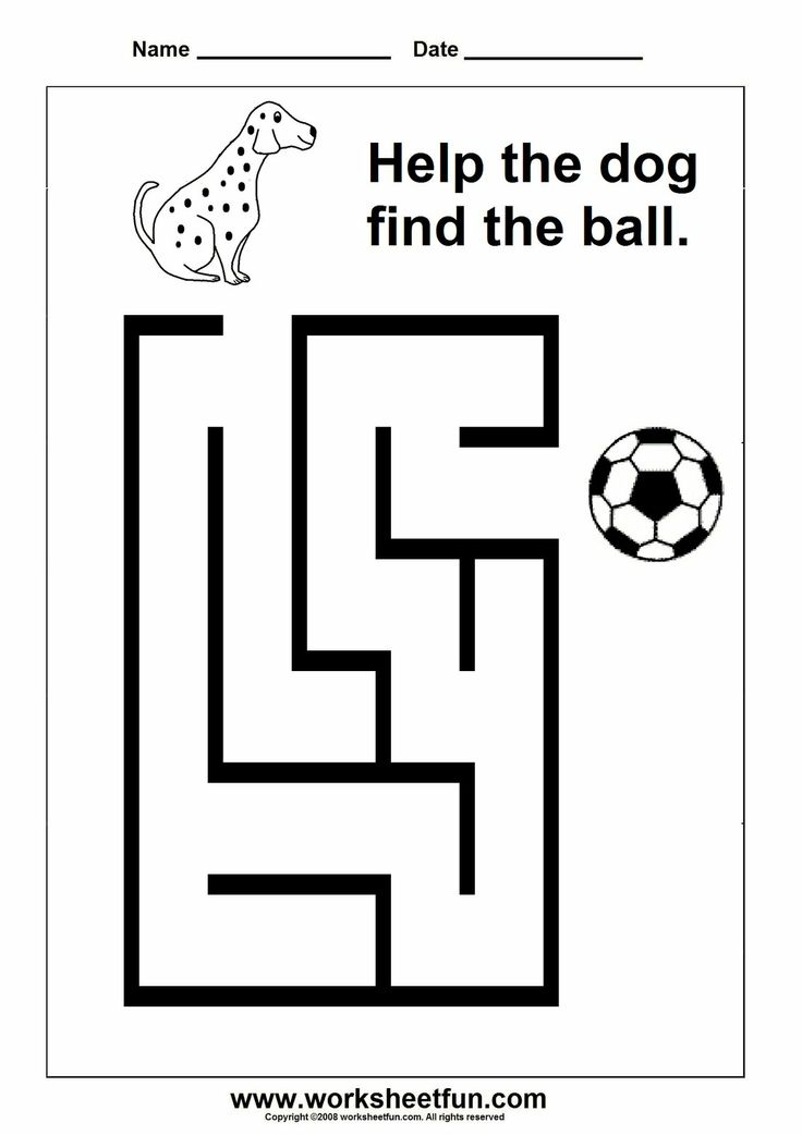 Maze Preschool Worksheets : Images about stuff on pinterest toy story