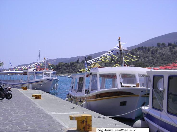 Poros Island- Greece