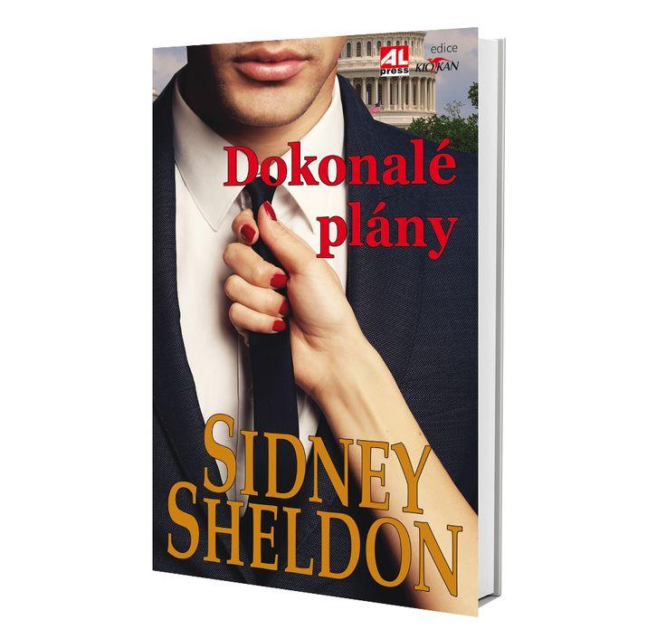 DOKONALÉ PLÁNY - reedicie Sidneyho Sheldona https://www.alpress.cz/dokonale-plany-2/