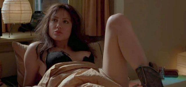 7,5 millones para que el vídeo sexual de Angelina Jolie no vea la luz.