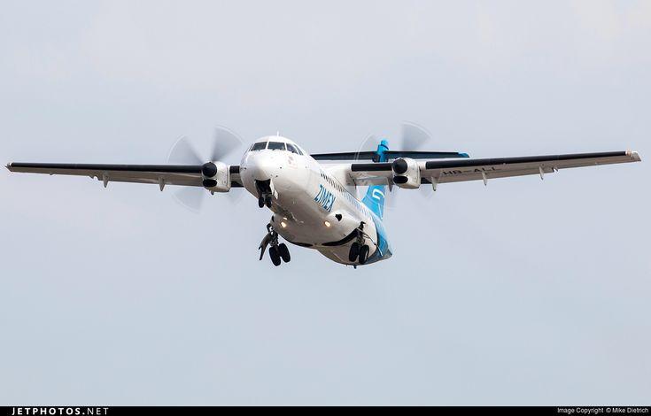 HB-ALL ATR 72-202(F) by Mike Dietrich