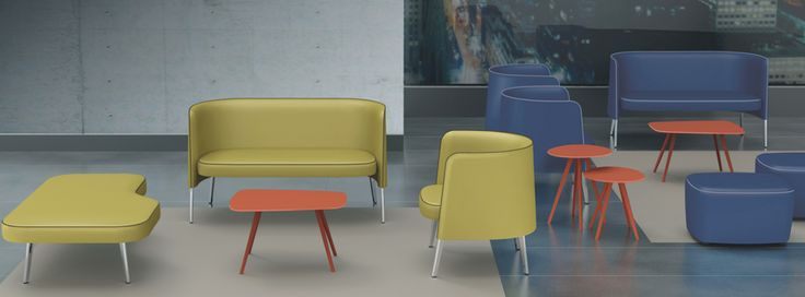 Agorà by Biagio Cisotti, showcased at @orgatec  Visit http://bit.ly/Segis-Agorà for more information