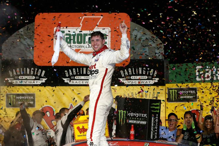 NASCAR Darlington 2017 resultados: Denny Hamlin gana Bojangles' 500 Sur, más completo orden de llegada