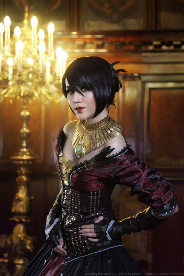 Dragon Age Cosplay Is Very,Very Fancy