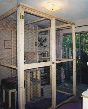 Outdoor Pet Cages For Cats | cat cages