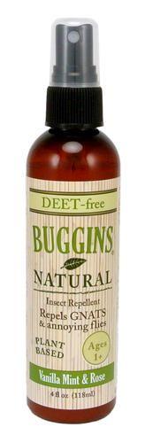 natural gnat spray repellent