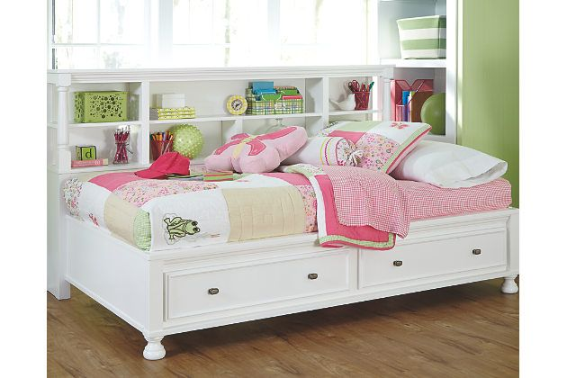 1000 ideas about bookcase bed on pinterest captains bed - Bedroom furniture bookcase headboard ...