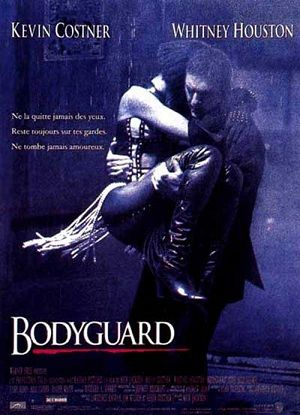 The BodyGuard (1992) Kevin Costner, Whitney Houston
