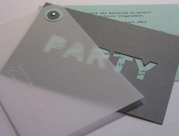 Stampin up - Einladungskarten zum Geburtstag | Kreativ Karten gestalten - stempel-kreativ.de