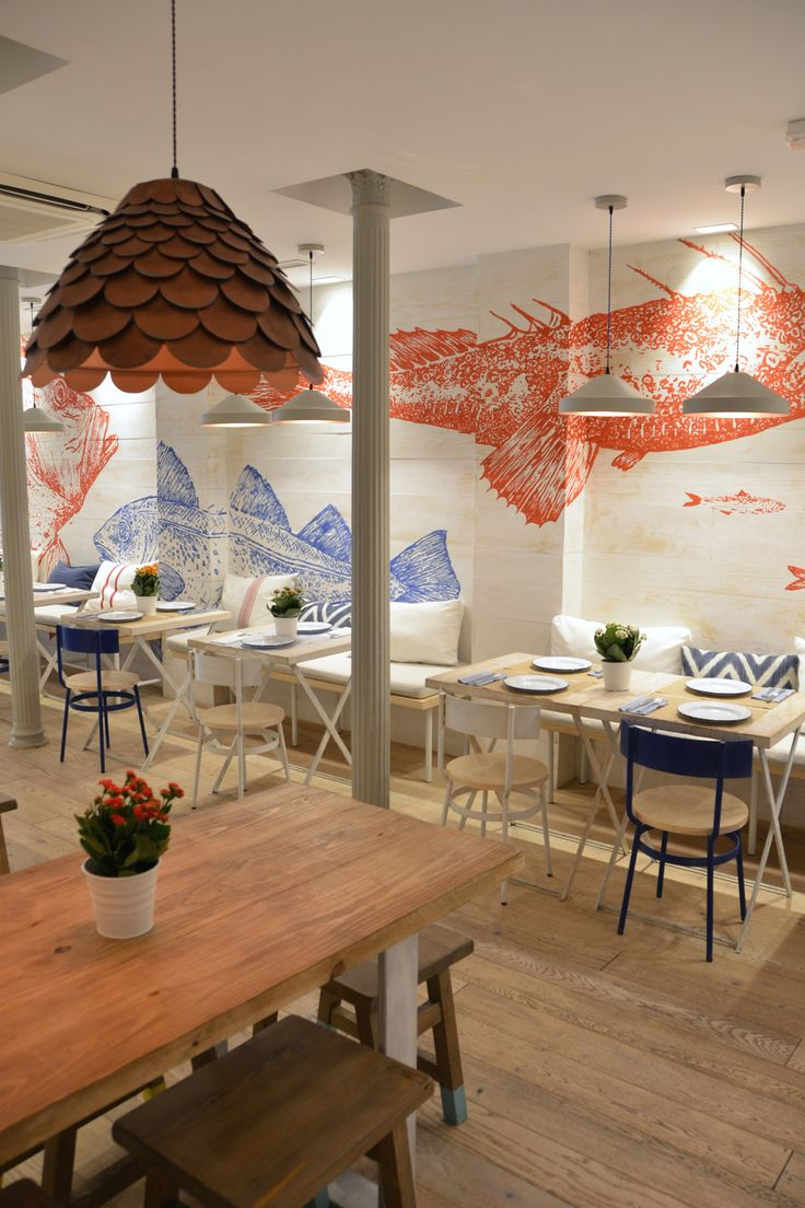 17 Best Ideas About Decoracion Restaurantes On Pinterest