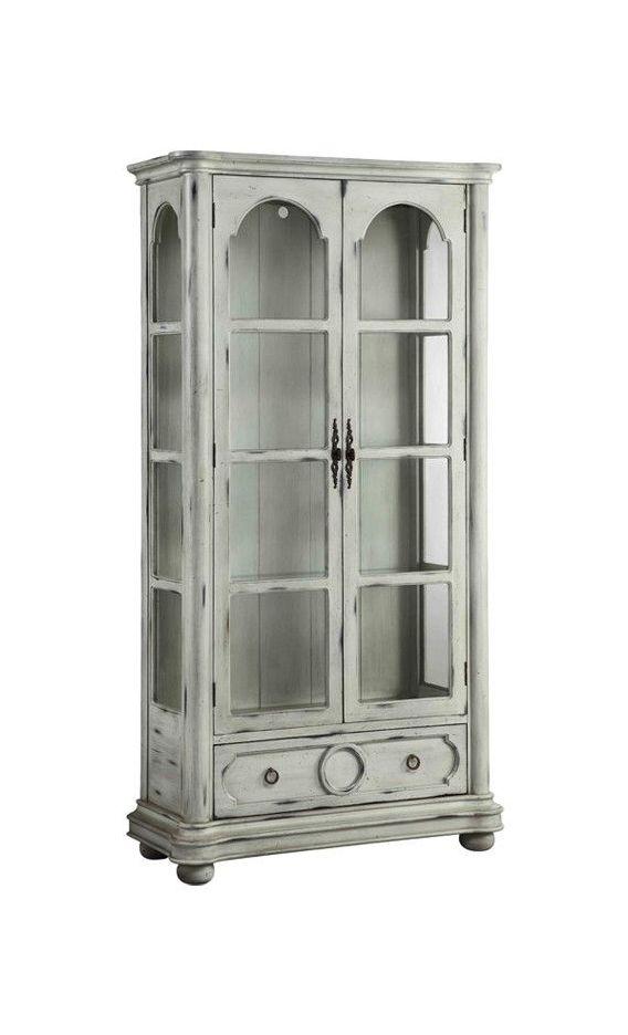 Adrienne Display Cabinet