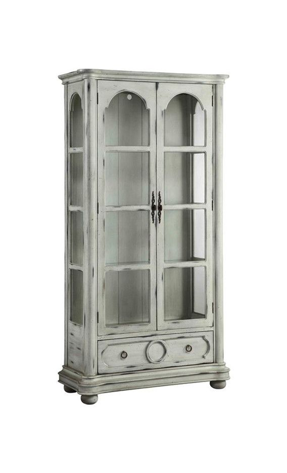 Adrienne Display Cabinet