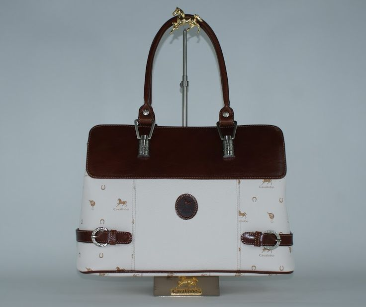 Cavalinho Equestrian Leather handbags now at Exclusively Equine Gifts & Decor.