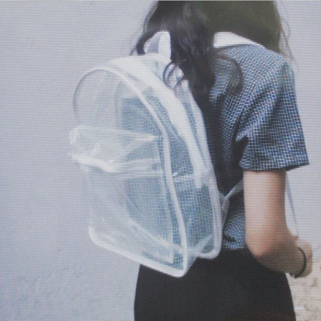 White Wednesday backpack We ship worldwide