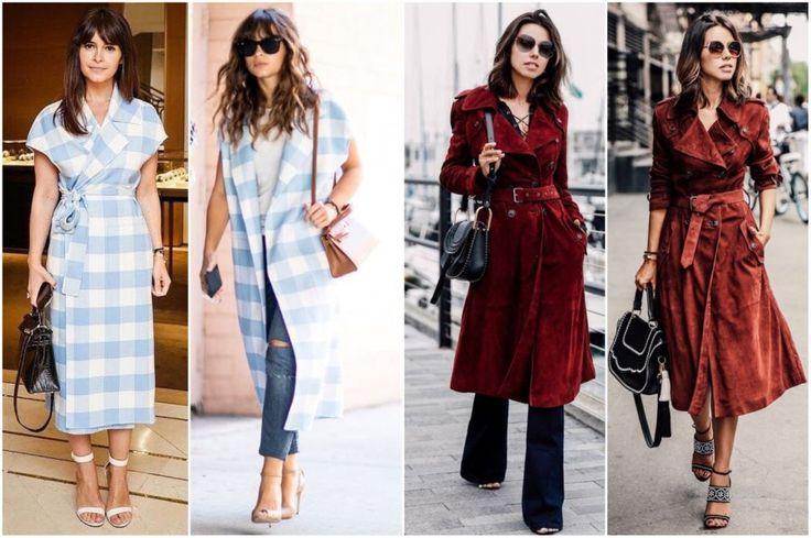Берем пока дают! Почему я считаю платья-тренчи хорошим вкладом в гардероб — Живой Журнал