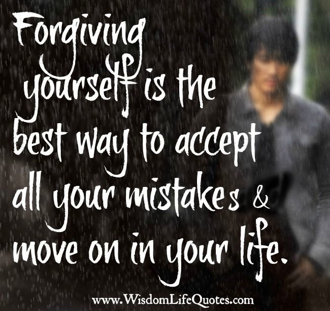 how to learn to forgive someone