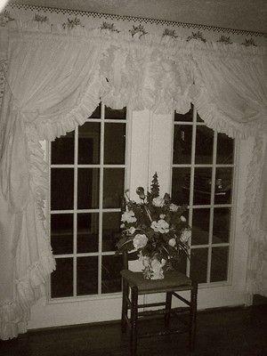 Priscilla Curtains In Curtains, Drapes