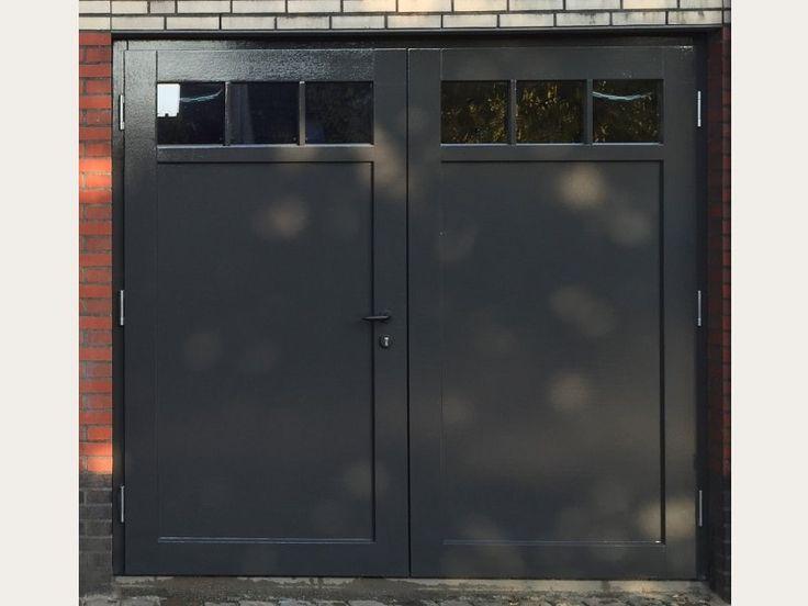 garagedeur hout - Google-Suche