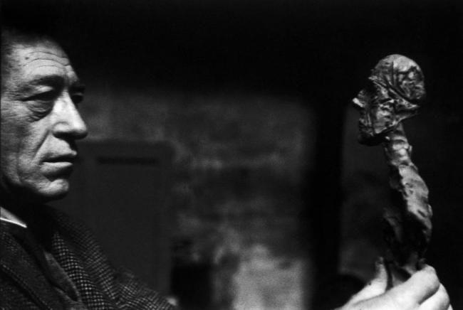 Alberto Giacometti, Rene Burri