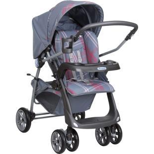 Carrinho de Bebê Burigotto AT6 Impéria, bom gosto, qualidade e conforto.