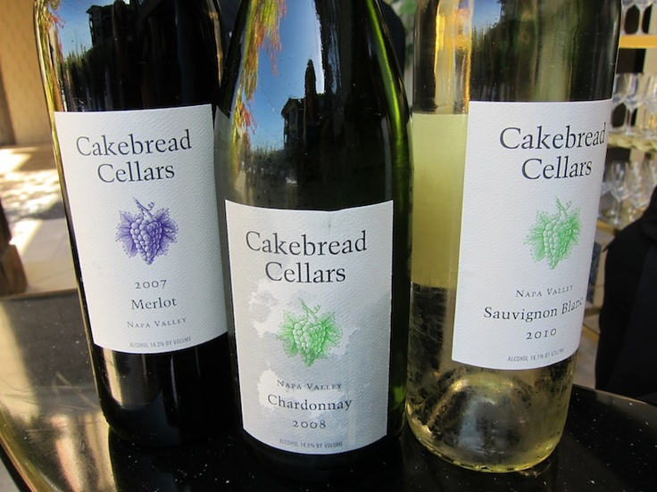 Cakebread melts me