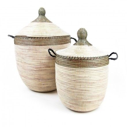 1000 ideas about panier linge on pinterest baskets clothes basket and laundry rooms. Black Bedroom Furniture Sets. Home Design Ideas