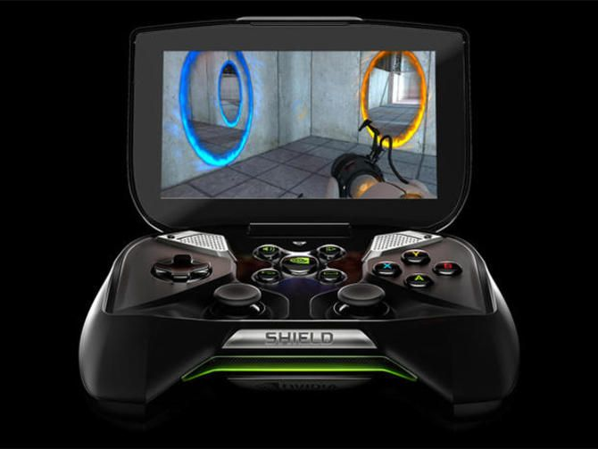 Nvidia plans hybrid Android, PC gaming device, report says  Nvidia's next gaming device will reportedly feature a separate controller and ...