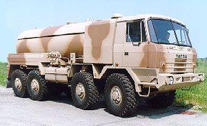 Tatra T-815-6ZVR86 30 400 8x8.1R/30 CAV 12 AQUA (TATRA 816 LIWA)