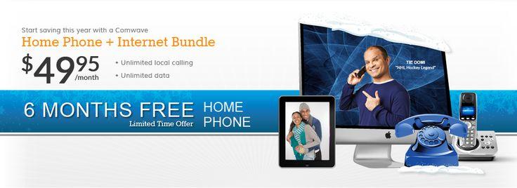 Comwave Bundles   #internet #home phone #voip #unlimited internet #comwave