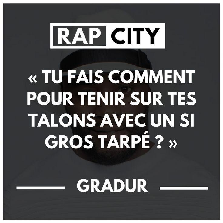 #punchline #gradur #rap #rapfrancais #citation