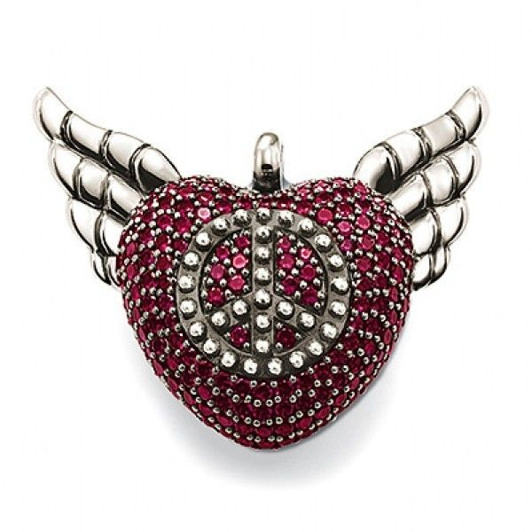 The 23 best cheap thomas sabo pendants sale uk images on pinterest thomas sabo pendants sale uk thomas sabo full peace accord with red drill my heart rises aloadofball Images
