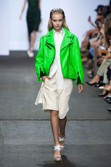 Rag & Bone Spring 2013 (It's the jacket I like, even though I typically would never wear this color!)