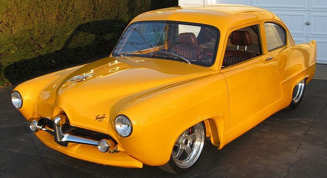 Henry J : Mobil Klasik Bermesin Hemi V8 8.600 cc #info #classic #BosMobil