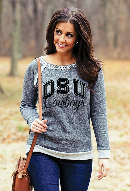 SHOP BY TEAM - Oklahoma State University - GAMEDAY COUTURE