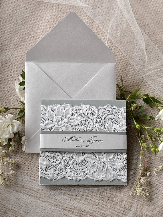 Lace Wedding Invitation 4lovepolkadots See more here: http://4lovepolkadots.com/p/7/388/7175/WEDDING%20INVITATIONS_lace_022/lace/z.html